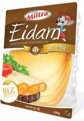 Sýr Eidam salámový uzený Miltra