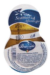 Sýr Scamorza Affumicata Brazzale