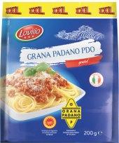 Sýr strouhaný Grana Padano Lovilio