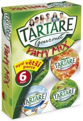 Sýr termizovaný Gourmet Tartare