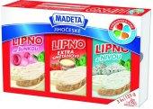 Sýr tavený mix Jihočeské Lipno Madeta