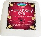 Sýr vinařský Moravia