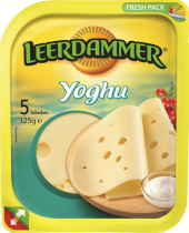 Sýr Yoghu Leerdammer