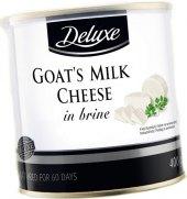 Kozí sýr ve slaném nálevu Deluxe