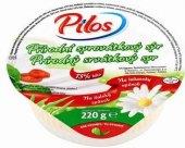 Sýr syrovátkový na italský způsob Pilos