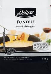 Sýrové fondue Deluxe