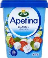 Sýr kostky ve slaném nálevu Apetina Arla