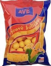 Snack sýrové kuličky Ave