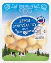 Sýrové kuličky uzené Tesco