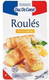 Rolky sýrové Duc De Coeur
