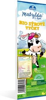 Sýrové tyčky bio Matylda Milko
