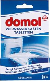 Tableta do nádržky WC Domol