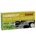 Tablety aktivní uhlí Carbocit Imuna