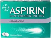Tablety Aspirin 500 Bayer