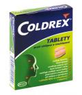 Tablety proti nachlazení Coldrex