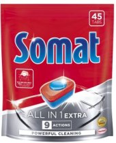 Tablety do myčky All in 1 Extra Somat