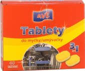 Tablety do myčky AVE