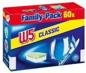 Tablety do myčky Classic W5