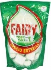 Tablety do myčky Fairy