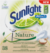 Tablety do myčky Nature Sunlight All in 1