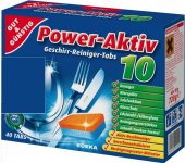 Tablety do myčky Power Active  Gut&Günstig  Edeka
