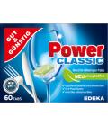 Tablety do myčky Power Classic Gut&Günstig  Edeka