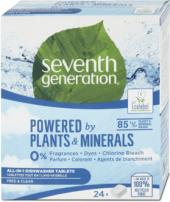 Tablety do myčky Seventh Generation