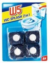 Tablety do nádržky WC gelové W5