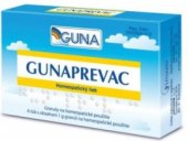 Tablety k léčbě chřipky Gunaprevac