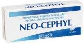 Tablety k léčbě chřipky Neo-Cephyl Boiron