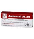 Tablety k léčbě dýchacích cest Ambroxol AL