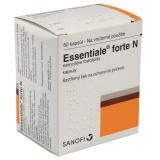 Tablety na onemocnění jater Essentiale Forte
