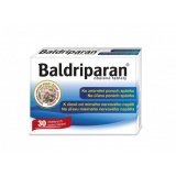 Tablety na poruchy spánku Baldriparan