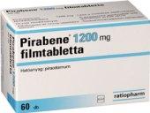 Tablety na povzbuzení duševních funkcí Pirabene