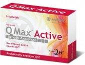 Tablety na srdce a cévy Q Max Active Svus Pharma