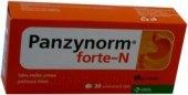 Tablety na zažívání Panzynorm