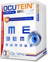Doplněk stravy na oči Ocutein Brillant Da Vinci Academia