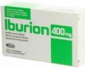 Tablety od bolesti Iburion