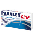 Tablety Grip Paralen