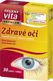 Doplněk stravy Zdravé oči Maxivita Premium
