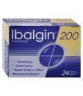 Tablety proti bolesti 200 Ibalgin