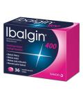 Tablety proti bolesti 400 Ibalgin