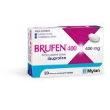 Tablety proti bolesti Brufen 400 Mylan