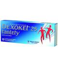 Tablety proti bolesti Dexoket