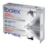 Tablety proti bolesti Ibolex