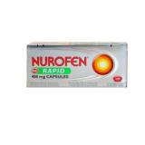 Tablety proti bolesti Nurofen Rapid