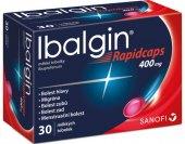 Tablety proti bolesti Rapidcaps Ibalgin