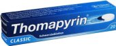 Tablety proti bolesti Thomapyrin