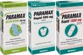 Tablety proti chřipce a bolesti Paramax Rapid