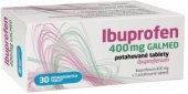 Tablety proti horečce a bolesti 400 Ibuprofen Galmed